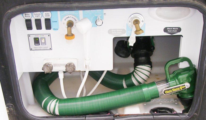 waste master sewer hose