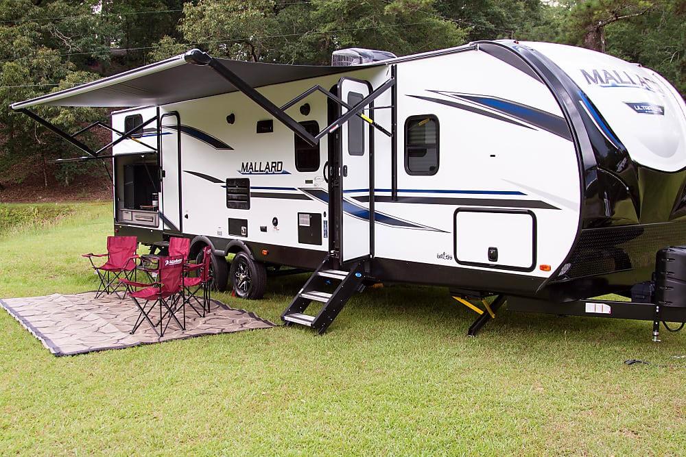 heartland mallard travel trailer