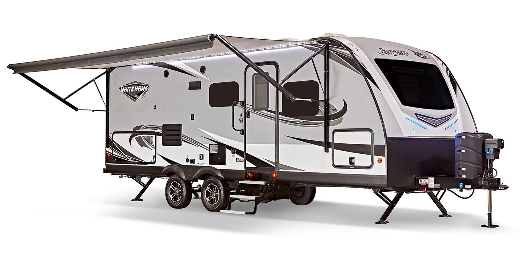 jayco white hawk travel trailer