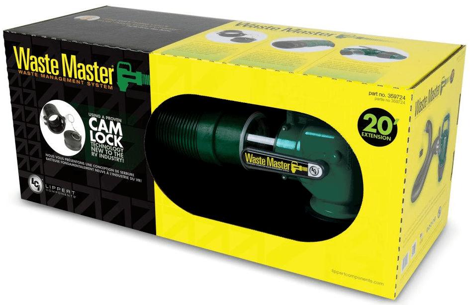 lippert waste master rv sewer hose