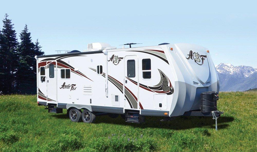 northwood arctic fox travel trailer