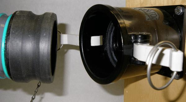 waste master sewer hose cam lock