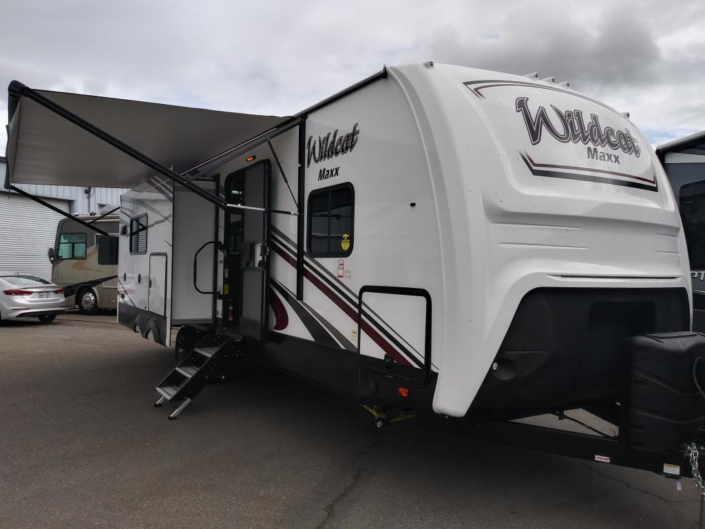 wildcat maxx travel trailer