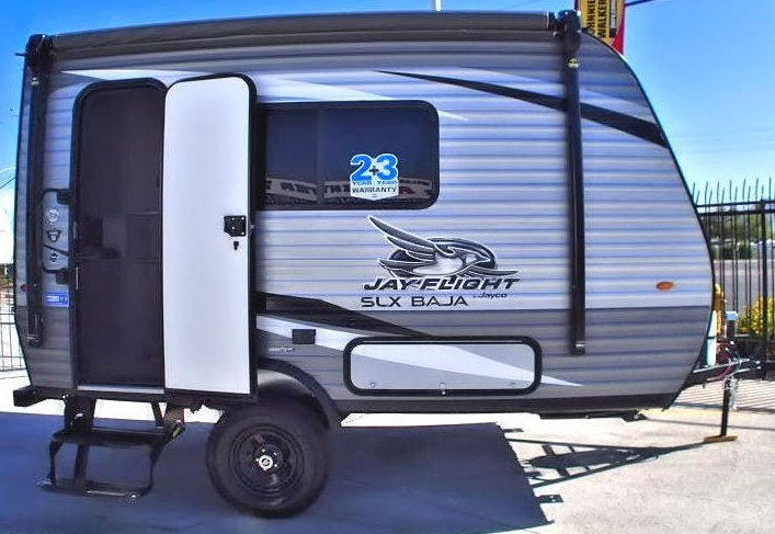 2021 Jayco Jay Flight SLX 145RB Travel Trailer Review and ...