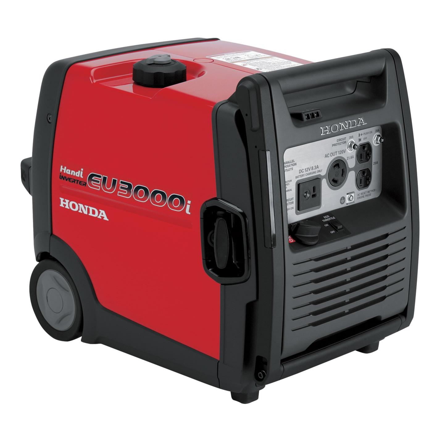 Honda EU3000IH1A RV Generator