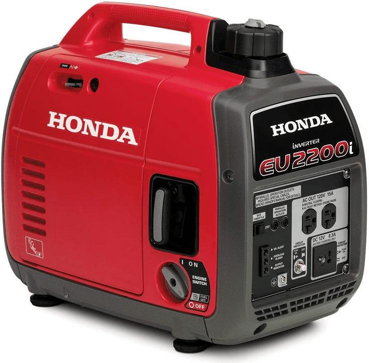 honda eu2200i rv generator