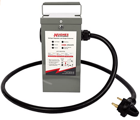 hughes autoformer 30 amp